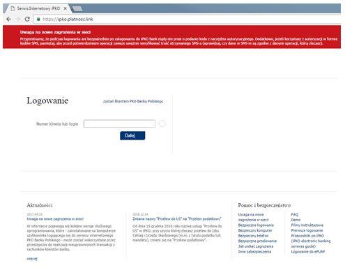 49148425a6aa08 Uwaga na nowe zagrożenia w sieci! | Bezpieczeństwo | Przydatne ...